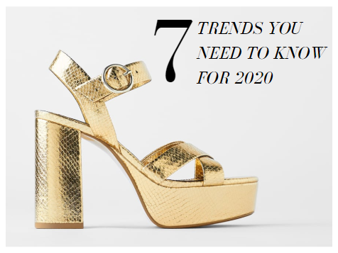 7 Trends You Need to Know for 2020