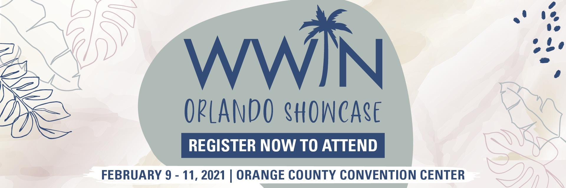 WWIN Orlando Showcase | Register Now